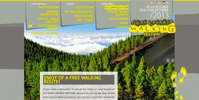 """Gran Canaria Walking Festival"""