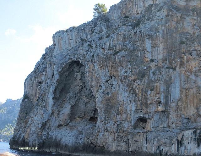 """""""a Mallorcan mountain range seen on a no frills island tour in Mallorca"""""""