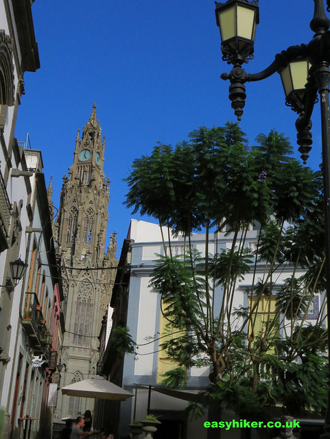 """a church in Arucas, one of the towns of Gran Canaria worth a visit"""