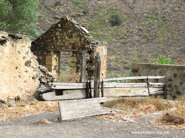 """old wine press found along the Caldera de Bandama hike"""