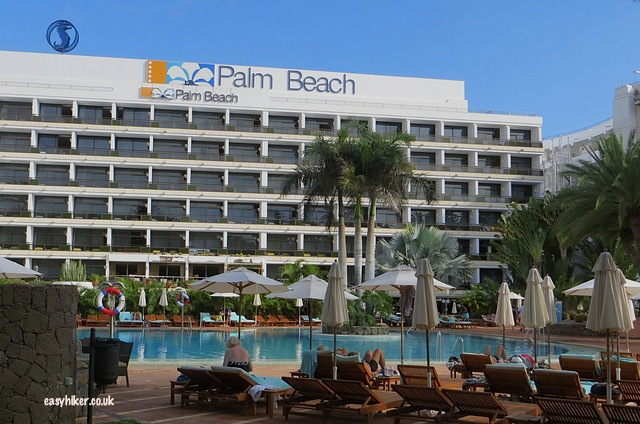 """Seaside Palm Beach Resort Hotel in Maspalomas"""
