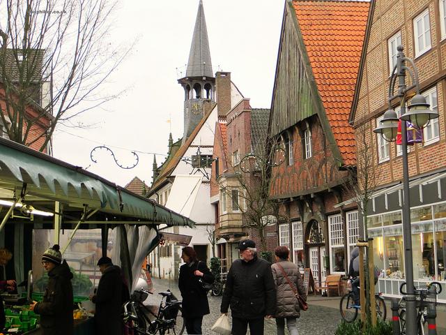 """Town of Burg Steinfurt"""