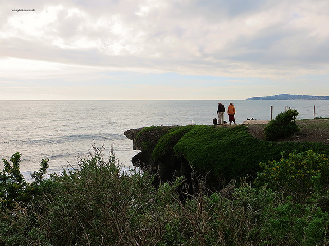 """Sentier Littoral in Cap d'Ail - French Riviera Winter walks"""