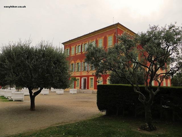 """""""Matisse Museum in Cimiez Nice"""""""