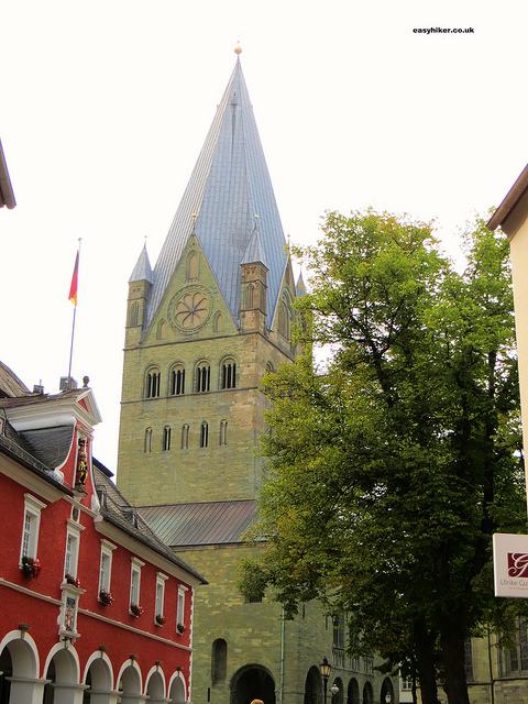 """One of the many churches in Soest - what to visit in Germany"""