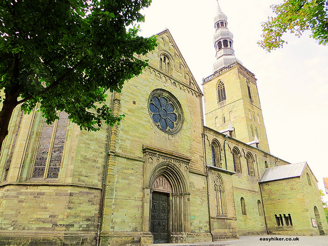 """Biggest church in Soest - what to visit in Germany"""