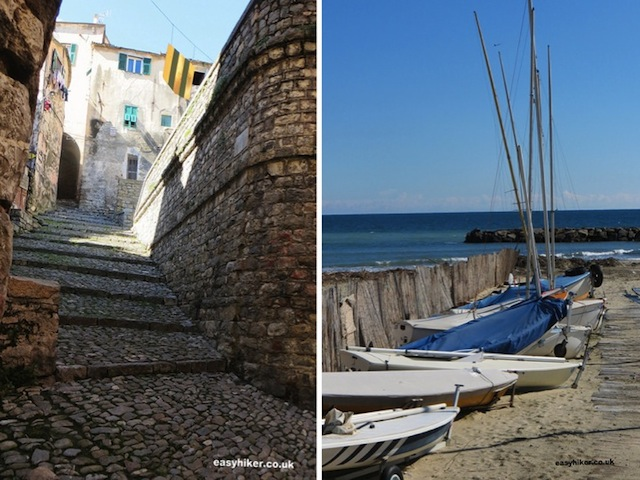 """Tale of two towns - Taggia and Arma"""