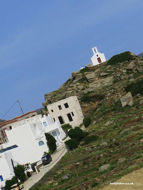 """another church in Ios near Avanti Hotel"""