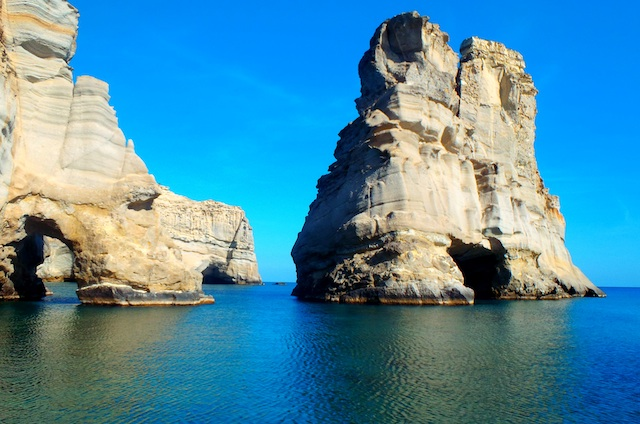 """Milos - Exploring the Cyclades"