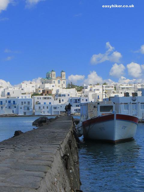 """""""port harbor of Noussa"""""""