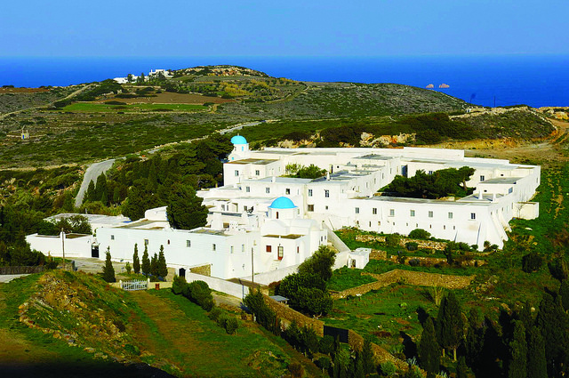"""Island of Paros - exploring the Cyclades"""