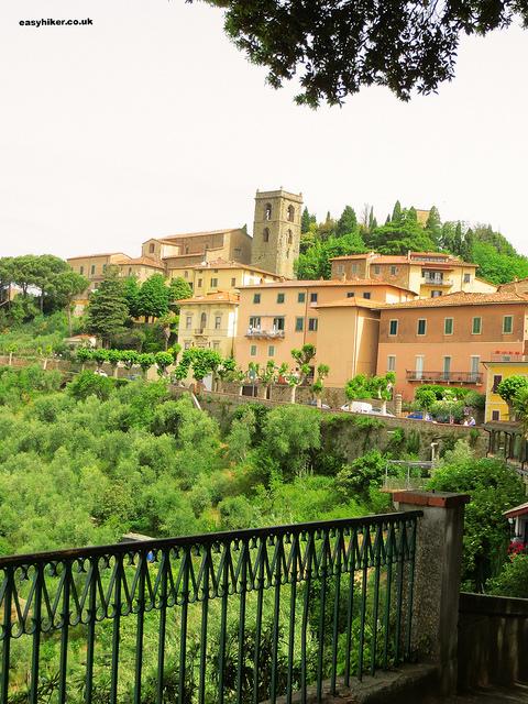"""one of the splendours of Montecatini - Montecatini Alto"""