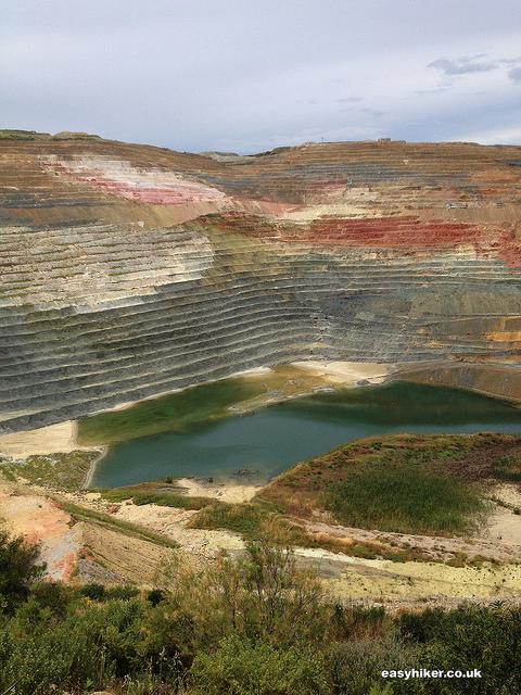 """""""mining landscape - lunar landscapes of Milos"""""""