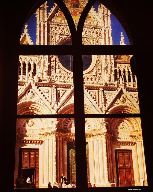 """Duomo in Sienna - Walking in the footsteps of ancient pilgrims"""