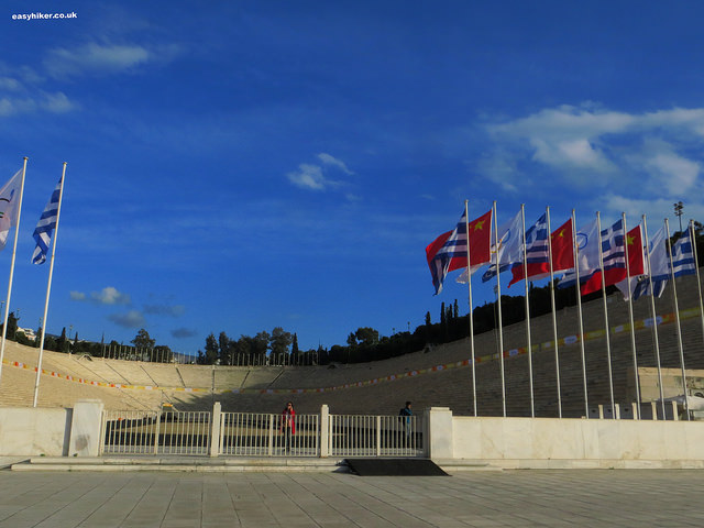 """Panathenaic Stadium of Athens - the wonder of the ancient world"""