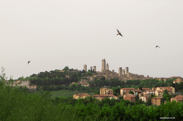 """San Gimignano the New York of the Middle Ages"""