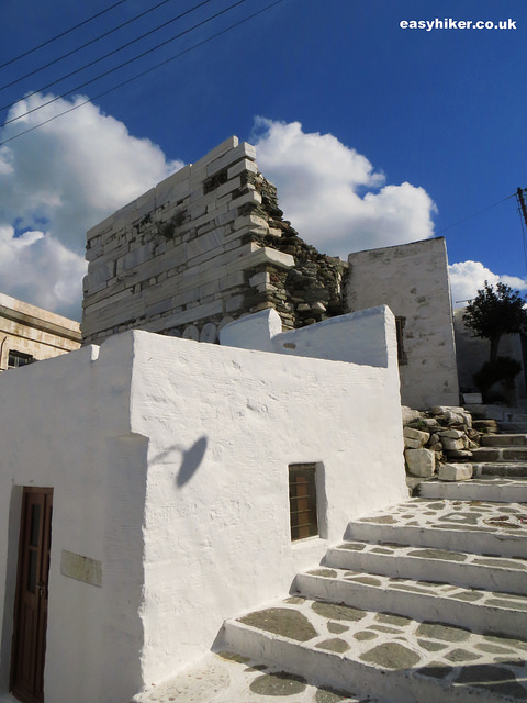 """Parikia in Paros"""