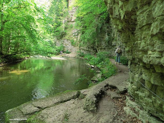 """""""Hiking the Wutach trail like Cuckoo Clockwork in the Black Forest"""""""