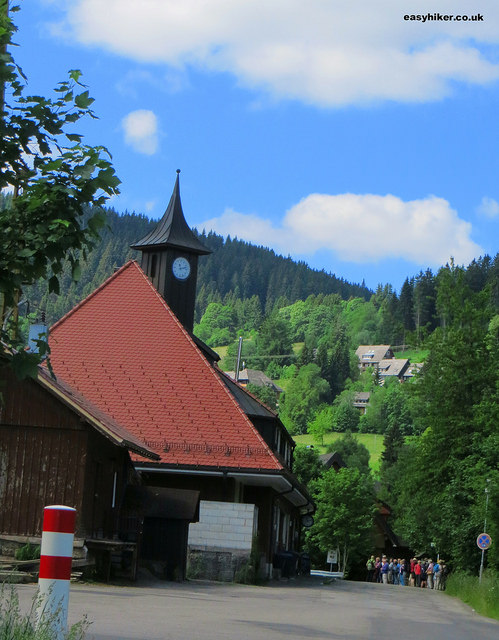 """Bärental in the Black Forest"""