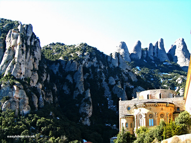"""Montserrat for an easy hike in Barcelona"""