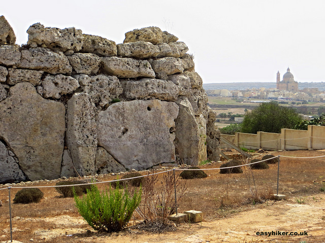 """Neolithic ruins of Gozo"""
