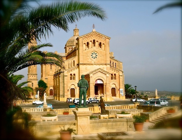 """Basilica of Ta' Pinu in Gozo"""