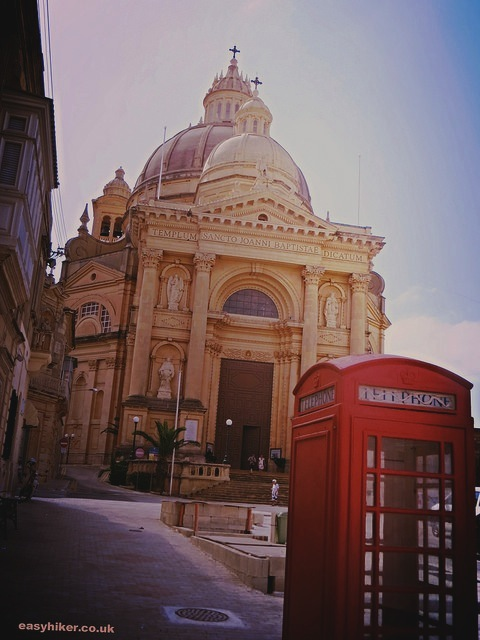 """Some believe it or not in Gozo facts - the St John's Dome"""