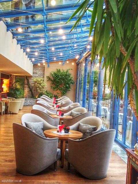 """""""The bar lounge of Hotel Adler Dolomiti"""""""