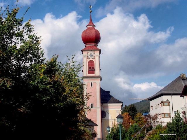 """""""Ortisei in Val Gardena in the Italian Dolomites"""""""