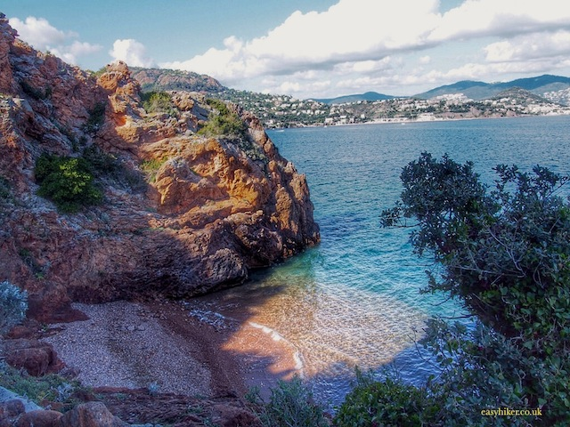 """Theoule-sur-mer, wild west of the french riviera"""