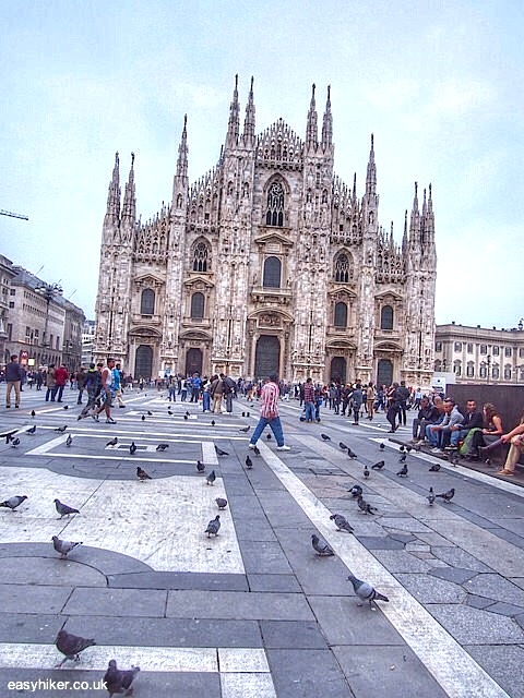 """The Duomo to see with only two hours in Milan"""