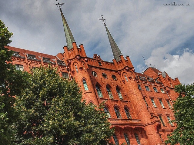 """""""Red Town Hall of Szczecin"""""""