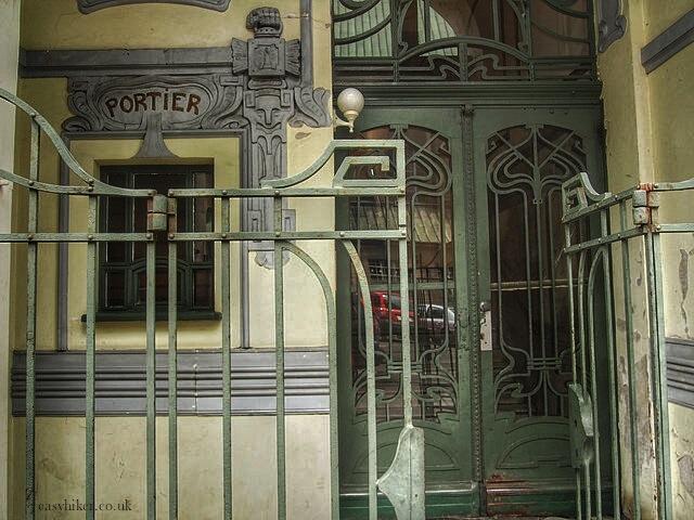 """""""old patrician house in Szczecin"""""""