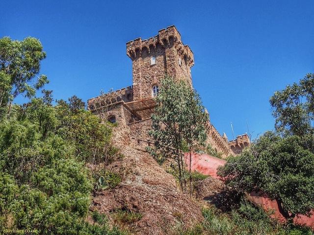 """""""Second of the castles of La Napoule"""""""