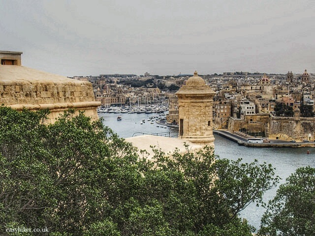 """see the harbour in two hours in Valletta"""