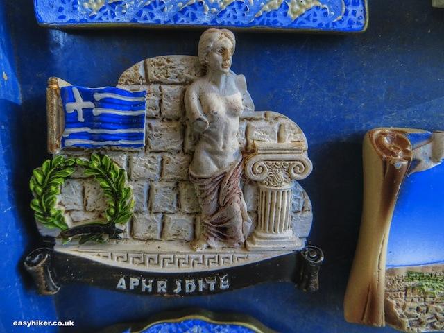 """""""Venus de Milo figurine"""""""
