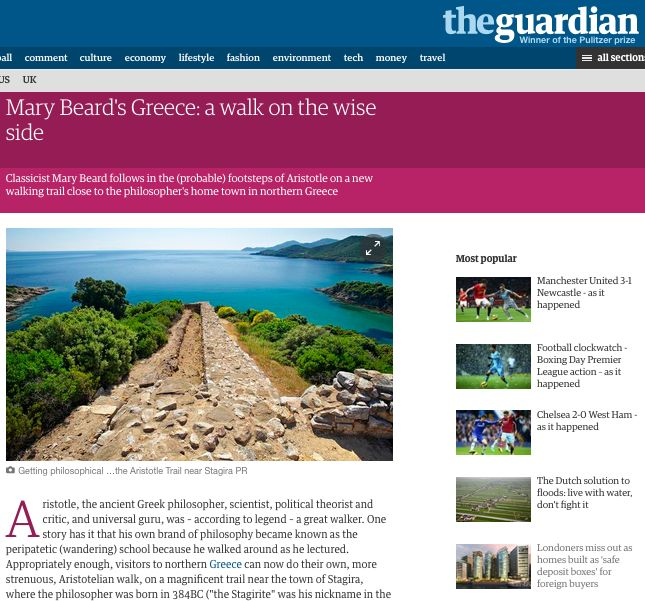 """Mary Beard's Greece"""
