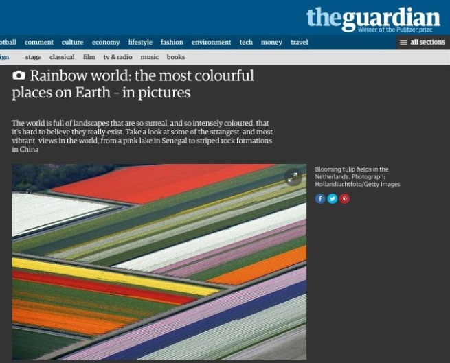 """Most colourful pics Guardian"""