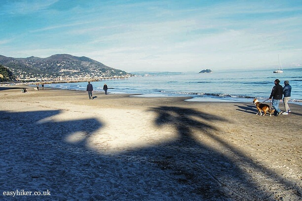"""The perfect winter walk starting from Alassio"""