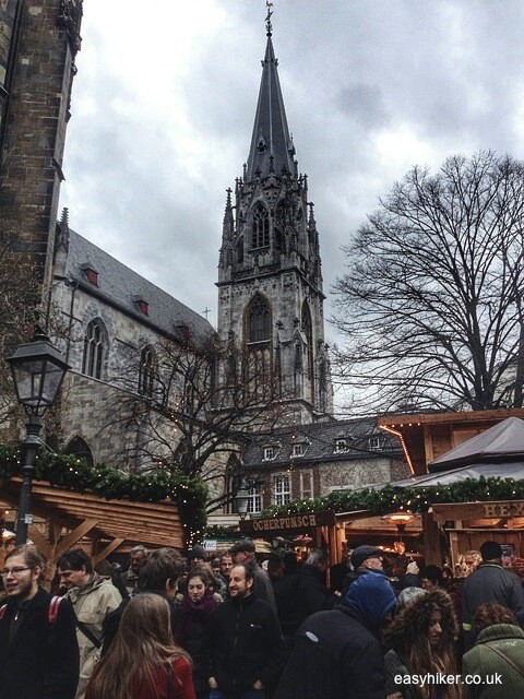 """Aachen Germany Christmas market 2014"""