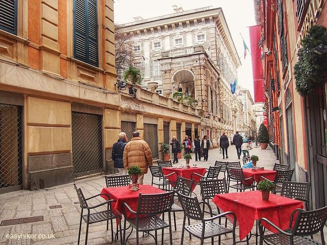 """""""Genoa's via Garibaldi"""""""