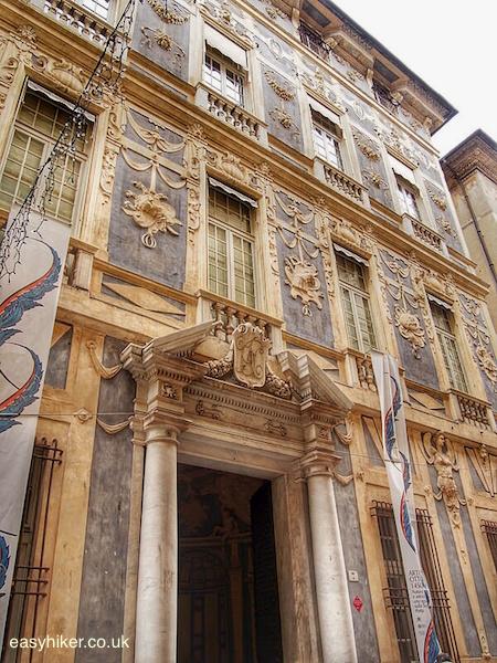 """""""Palazzo Bianco of Genoa"""""""