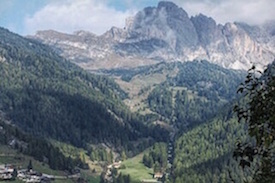 """HIKING THE DOLOMITES"""