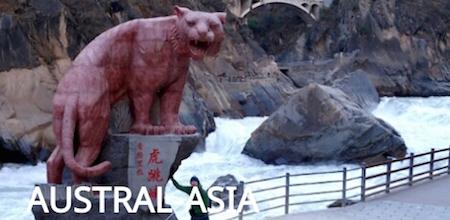 """EASY HIKES AUSTRAL-ASIA"""
