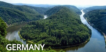 """EASY HIKES GERMANY"""
