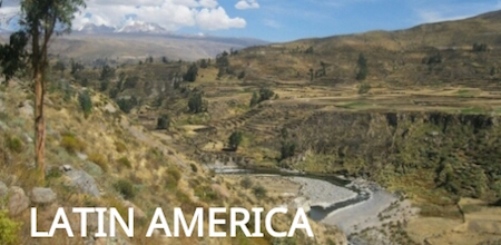 """EASY HIKES LATIN AMERICA"""