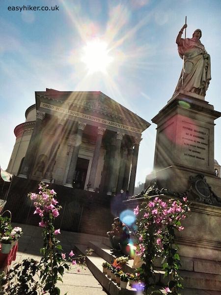 """""""Chiesa della Gran Madre di Dio in Turin"""""""