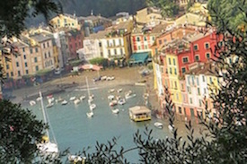 """HIKES IN THE ITALIAN RIVIERA"""