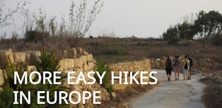"""MORE EASY WALKS IN EUROPE"""