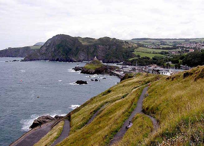 """""""South West Coast Path"""""""